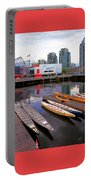 Canoe Club And Telus World Of Science In Vancouver Portable Battery Charger