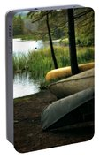 Canoe Trio Portable Battery Charger