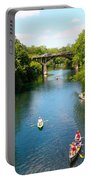 Canoeing The Springs Portable Battery Charger