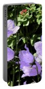 Canterbury Bells Portable Battery Charger