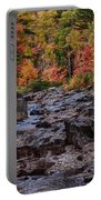 Canyon Color Rushing Waters Portable Battery Charger