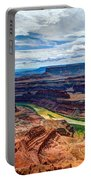 Canyon Country Portable Battery Charger by Chad Dutson