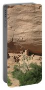 Canyon De Chelly Ruins Portable Battery Charger