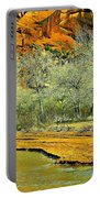 Canyon De Chelly - Spring I Portable Battery Charger