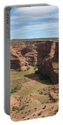 Canyon De Chelly View Portable Battery Charger