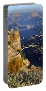 Canyon Foliage Portable Battery Charger
