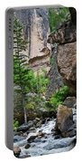Canyon Serenity - Crazy Woman Creek - Crazy Woman Canyon - Johnson County - Wyoming Portable Battery Charger