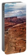 Canyonland Portable Battery Charger by Robert Bales