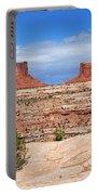Canyonlands Utah Landscape Portable Battery Charger