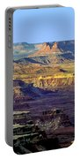 Canyonlands View From Green River Overlook Portable Battery Charger