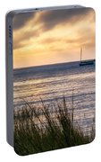 Cape Cod Bay Square Portable Battery Charger