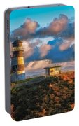 Cape Disappointment Light House Portable Battery Charger