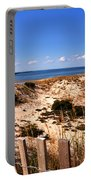 Cape Henlopen Overlook Portable Battery Charger