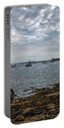 Cape Porpoise Maine - In The Evening Portable Battery Charger