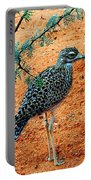 Cape Thick-knee Portable Battery Charger