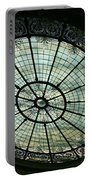 Capital Building Stained Glass  Portable Battery Charger