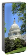 Capital Hill Portable Battery Charger