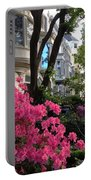Capitol Hill Azaleas Portable Battery Charger