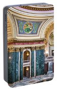 Capitol - Madison - Wisconsin Portable Battery Charger