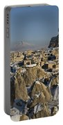 Cappadocia In Winter Portable Battery Charger