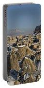 Cappadocia In Winter Portable Battery Charger