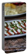 Caprese Salad Portable Battery Charger
