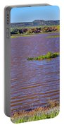 Caprock Canyon-lake Scenic Portable Battery Charger