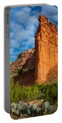 Caprock Canyon Rim Portable Battery Charger