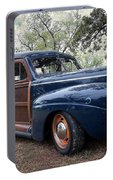 Car - Ford - Wagon - Classic Portable Battery Charger
