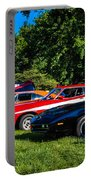 Car Show Strip Portable Battery Charger
