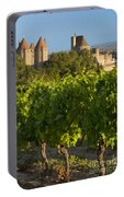 Carcassonne Morning Portable Battery Charger