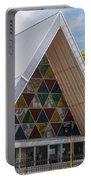 Cardboard Cathedral Portable Battery Charger
