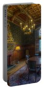 Cardiff Castle Apartment Dining Room Portable Battery Charger