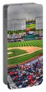 Cardinals At The K Portable Battery Charger
