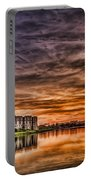 Carew Castle Sunset 2 Portable Battery Charger
