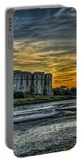 Carew Castle Sunset 3 Portable Battery Charger