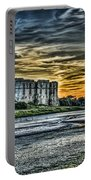 Carew Castle Sunset 4 Portable Battery Charger