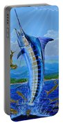 Caribbean Blue Off0041 Portable Battery Charger