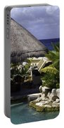 Caribbean Breeze Four Portable Battery Charger