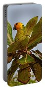Caribbean Parakeet Portable Battery Charger