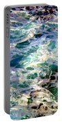 Caribbean Waters Portable Battery Charger