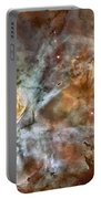 Carina Nebula Portable Battery Charger