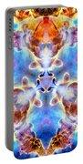 Carina Nebula Vi Portable Battery Charger