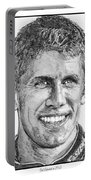 Carl Edwards In 2012 Portable Battery Charger