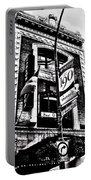 Carlos And Pepe's Montreal Mexican Bar Bw Portable Battery Charger