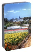 Carlsbad Flower Fields Portable Battery Charger