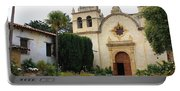 Carmel Mission Church Portable Battery Charger
