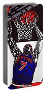 Carmelo Anthony Portable Battery Charger
