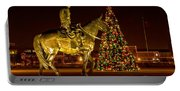 Carol Of Lights Portable Battery Charger
