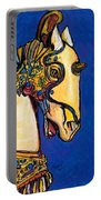 Carousel Horse Portable Battery Charger